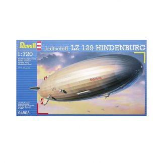 Airship Luftschiff LZ 129 Hindenburg