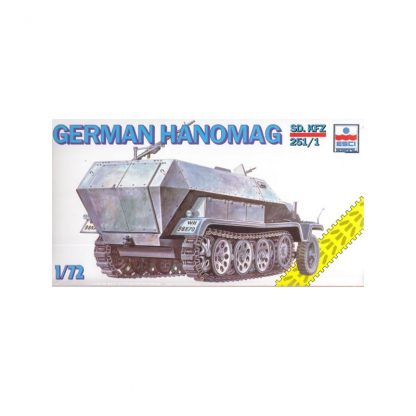 German Hanomag Sd. Kfz 251/1