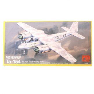 Focke Wulf Ta-154
