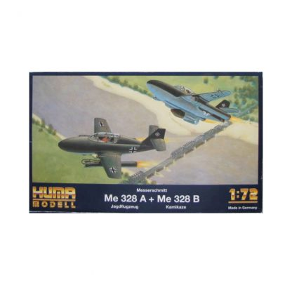 Messerschmitt Me 328 A + Me 328 B - Jagdflugzeug + Kamikaze