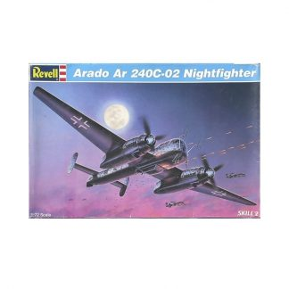 Arado Ar 240C-02 Nightfighter