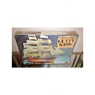 Clipper Ship Cutty Sark - The Last of A Proud Era